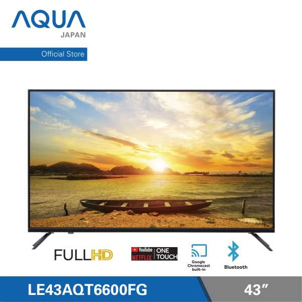 AQUA LE43AQT6600FG Smart TV / Android TV
