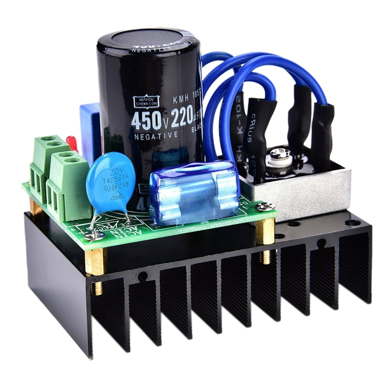 AC-DC Converter Board 0-220VAC to 0-311VDC Multiple Protection Rectifier Module