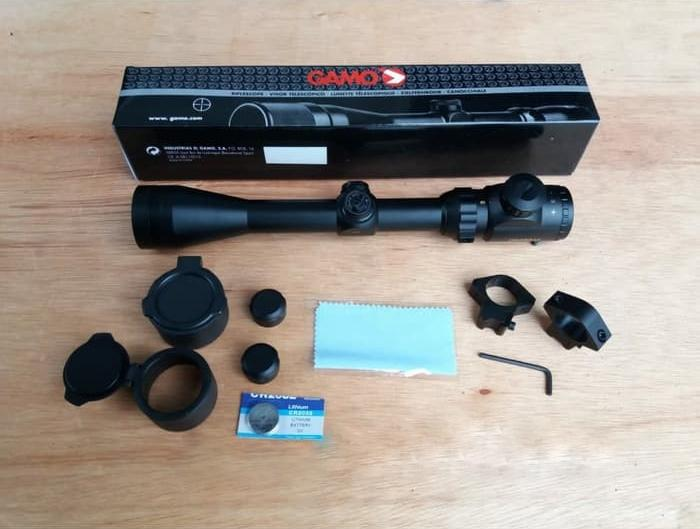Review discovery vt sfir anti getar reticle tipis