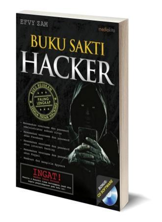 Buku Sakti Hacker (minus Cd), Evzy Zam By Udang Bahari