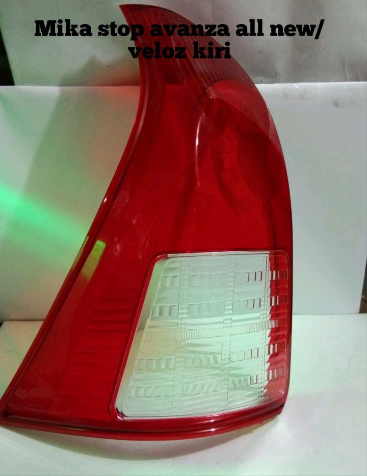 MIKA LAMPU BELAKANG AVANZA ALL NEW/VELOZ TAHUN 2012-2014 KIRI