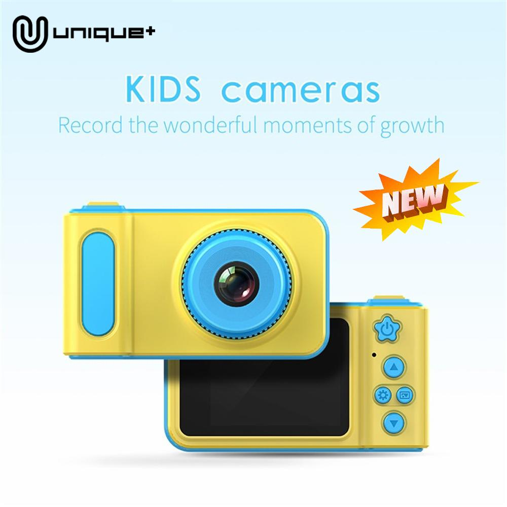 Unique Mini Kids HD Digital Camera 2 inch Display - Kamera Digital Mini Untuk Anak