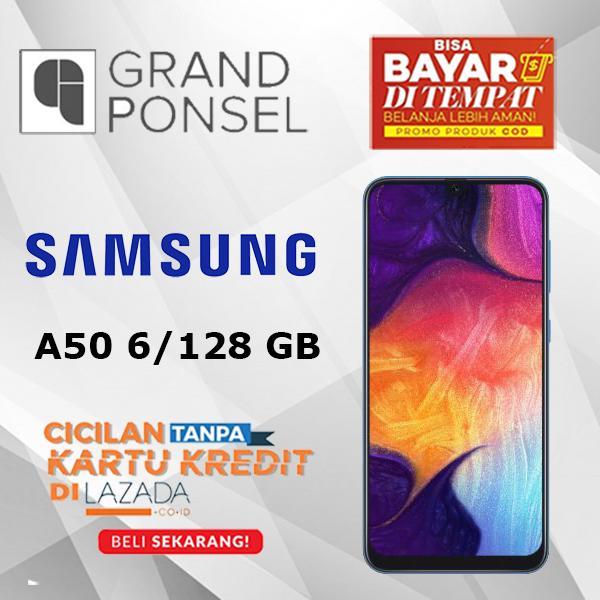 Samsung Galaxy A50 2019 6/128 GB - Garansi Resmi