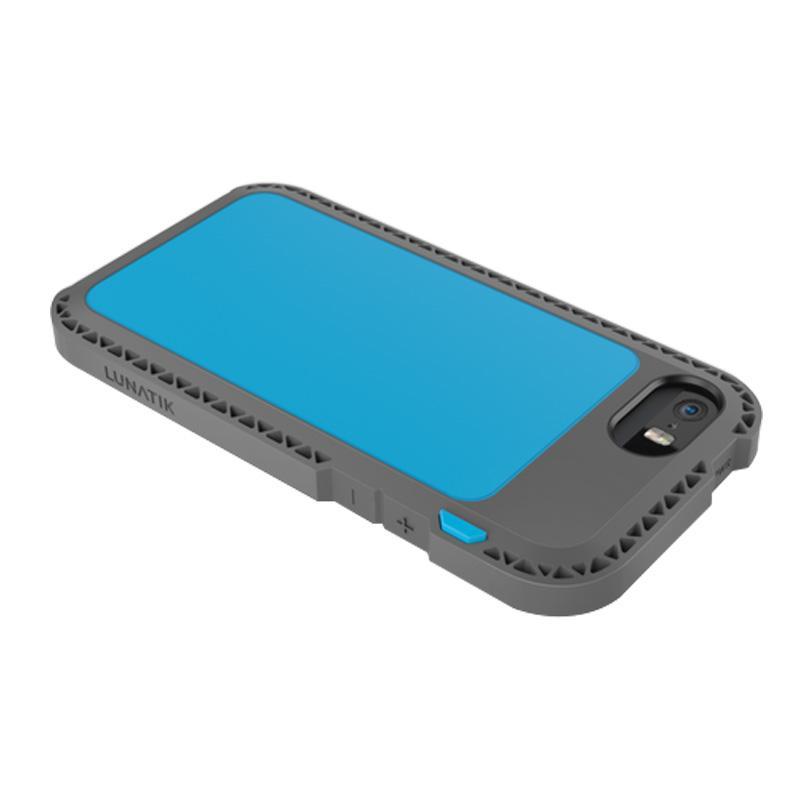 Lunatik Seismik Casing HP Apple ID iPhone5/5S SE HP Casing Pelindung tahan pakai tahan banting