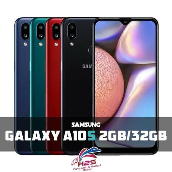 Samsung Galaxy A10S 2GB/32GB | Garansi Resm