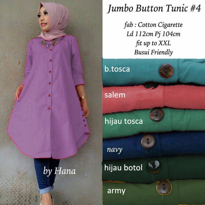 Capella Button Tunik