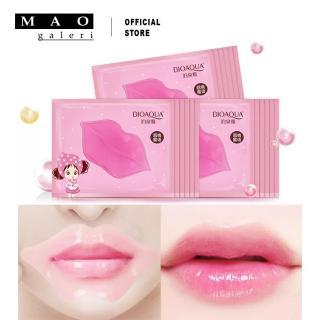 MAOgaleri Bioaqua Collagen Nourish Lips Masker Bibir Pelembap Lipbalm Make Up Makeup UN005 thumbnail
