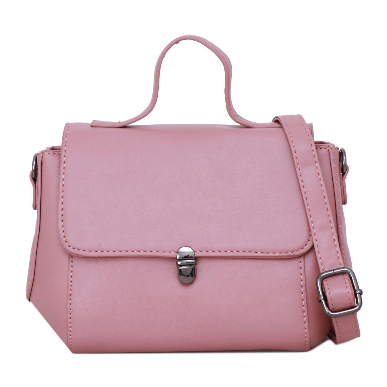 Tas Wanita Lorica by Elizabeth Mada Handbag Pink
