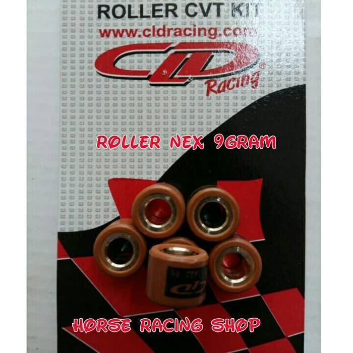 PROMO roller suzuki nex 9 gram cld racing TERBARU