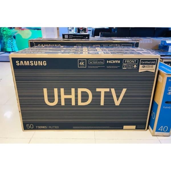 LED UHD 4K TV 50 Inch Samsung Type: 50RU7100