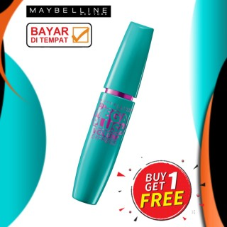 Maybelline Mascara Mega Plush Buy 1 Get 1 thumbnail