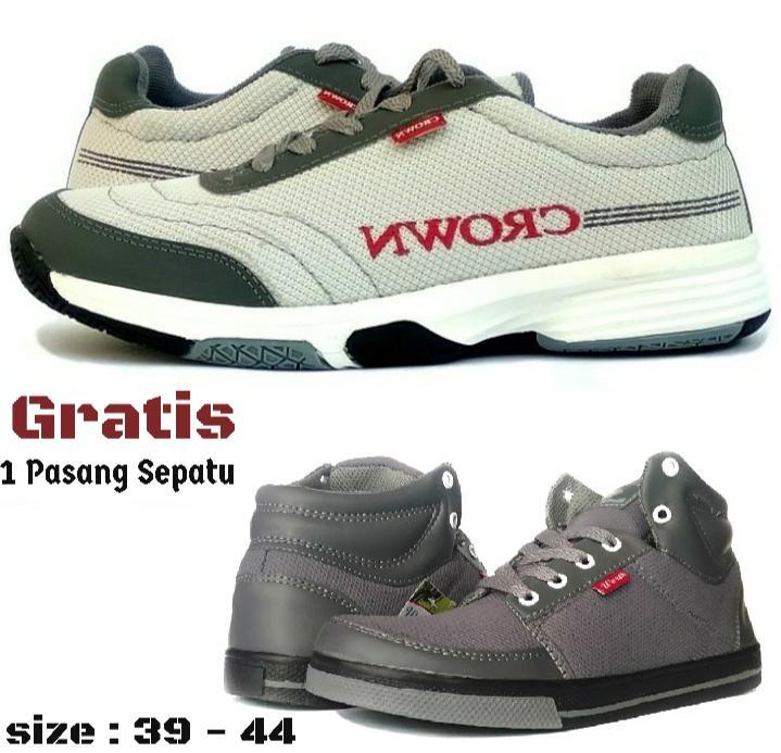 Jual sepatu sport pria murah garansi dan berkualitas  0c64b0d7dc