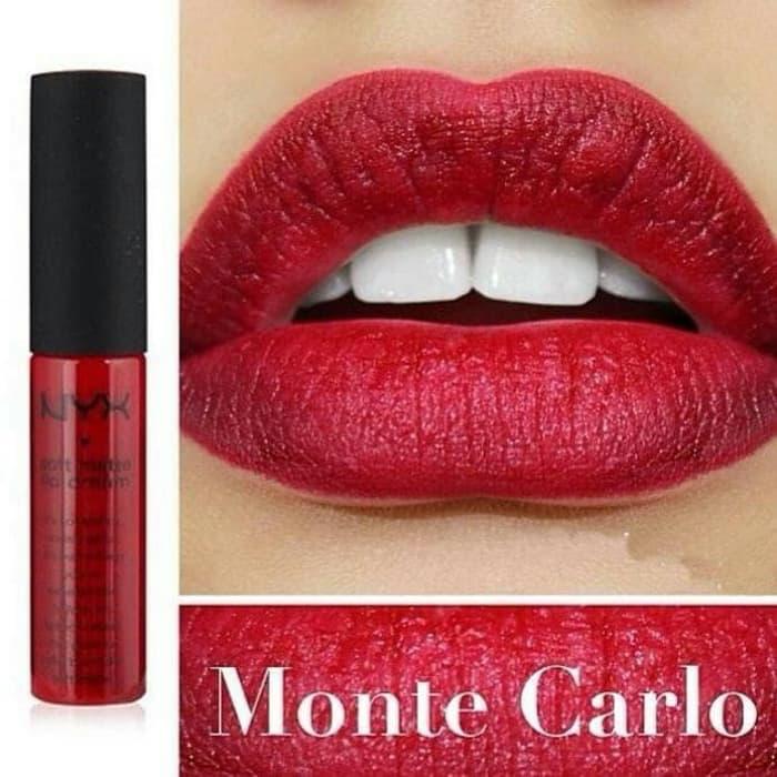 NYX Soft Matte Lip Cream SMLC10 - Monte Carlo 8ml