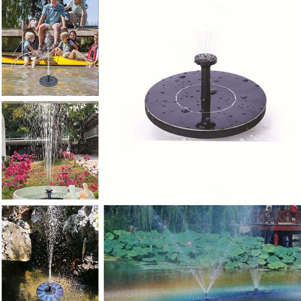 Lights & Lighting Led Lamps Fountain Pond Lamp Aquarium Fountain Fountain Pool Lights Colorful Electric Submersible Fashion Party Pond Fish Led Pool Lights