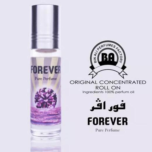 Parfum FOREVER Bin Ali 6ml I Minyak Wangi Bin Ali Favorit Tahan Lama Non Alkohol