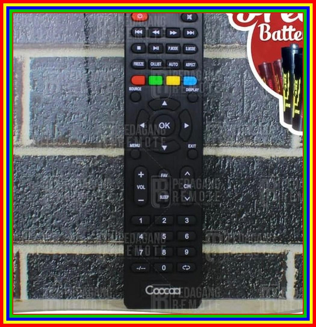 Remot Remote TV Coocaa LCD LED 24W3 39W3 Ori Original