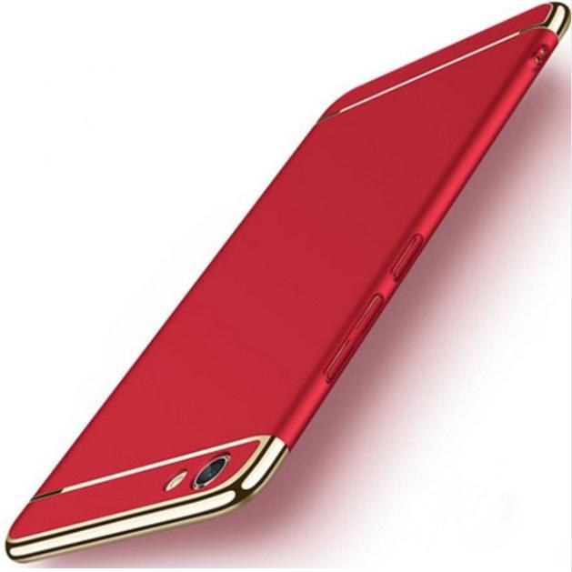 Rp 45.000. Cover Paradise Vivo V5 / V5 Lite / V5s Shining Chrome 3 in 1 Hard Case ...
