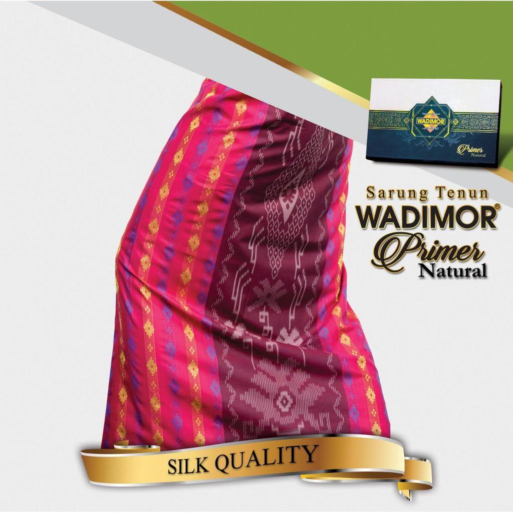 {cakradara} Sarung Tenun Wadimor Primer Natural Kain Sarung Dewasa Murah By Cakradara_store.