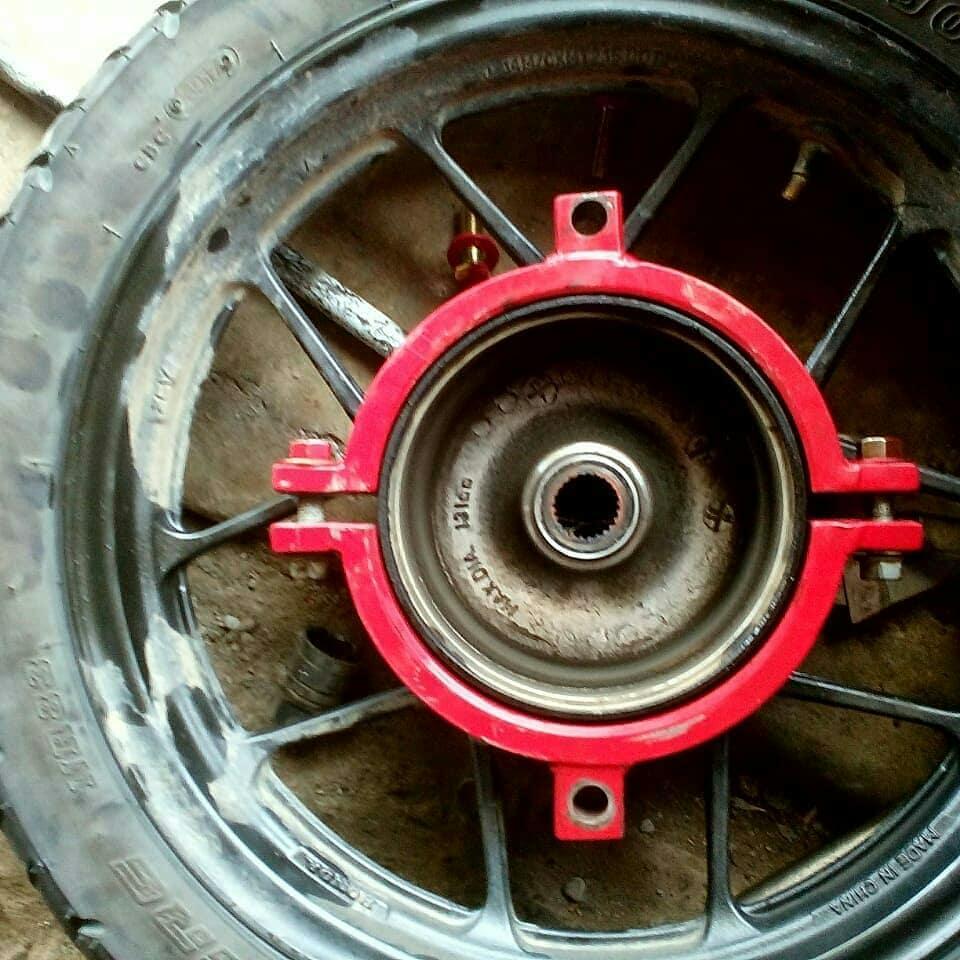 Treker Roda Matic By Barayatool.
