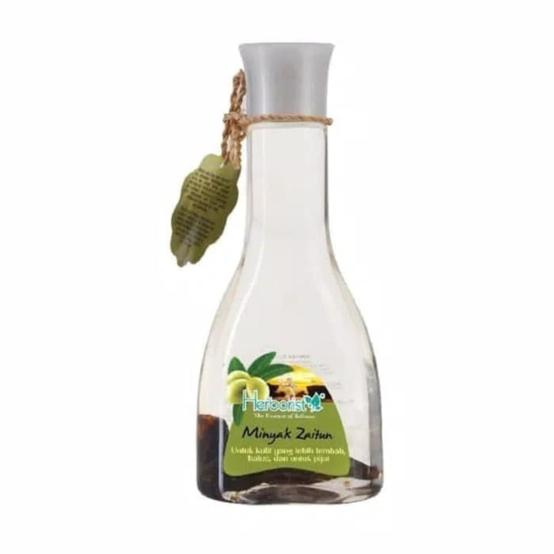 Minyak Zaitun Herborist Untuk Kulit Yang Lebih Lembab Halus Dan Untuk Pijat 150 Ml Lazada Indonesia