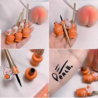 [1PCS 1BIJI] Kiss Beauty Eyeliner Black Grosir Kosmetik thumbnail