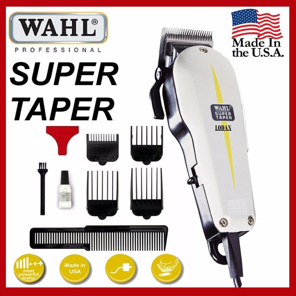 Mesin Cukur Rambut Hair Clipper WAHL USA Alat Pemotong Rambut   Alat Cukur  Rambut Home 340f0d7139