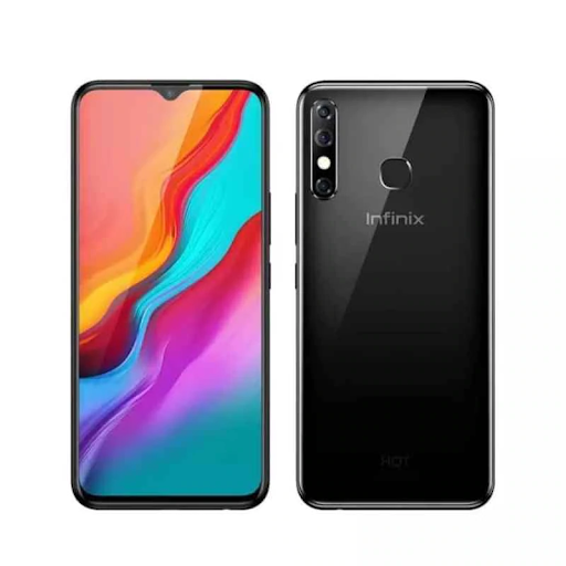 Infinix Hot 8 X650C Smartphone - 3/32GB - Garansi Resmi