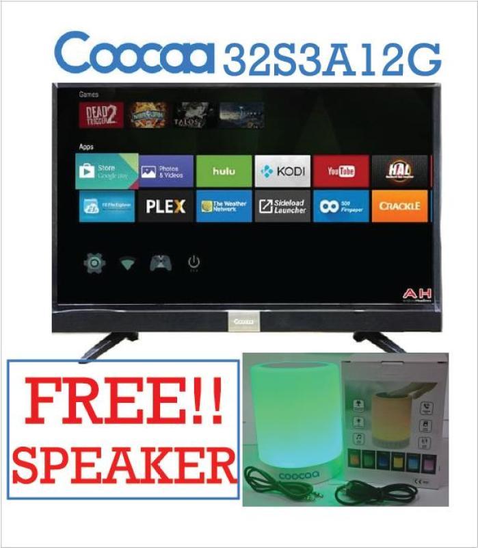 COOCAA 32 inch SMART DIGITAL LED HD TV - 32S3A12G