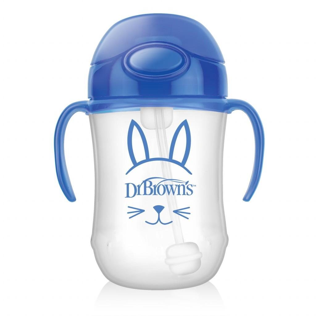 Murah Dr Brown's - Baby's First Cup BLUE BUNNY - Bunny Blue