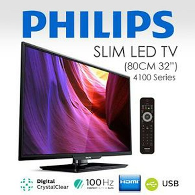 PHILIPS 32PHA4100 LED TV [32 Inch]