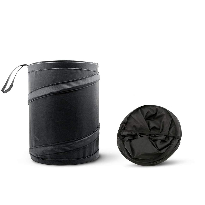 Car Trash Can, Portable Garbage Bin, Collapsible Pop-Up Waterproof Bag, Waste Basket Bin, Rubbish Bin
