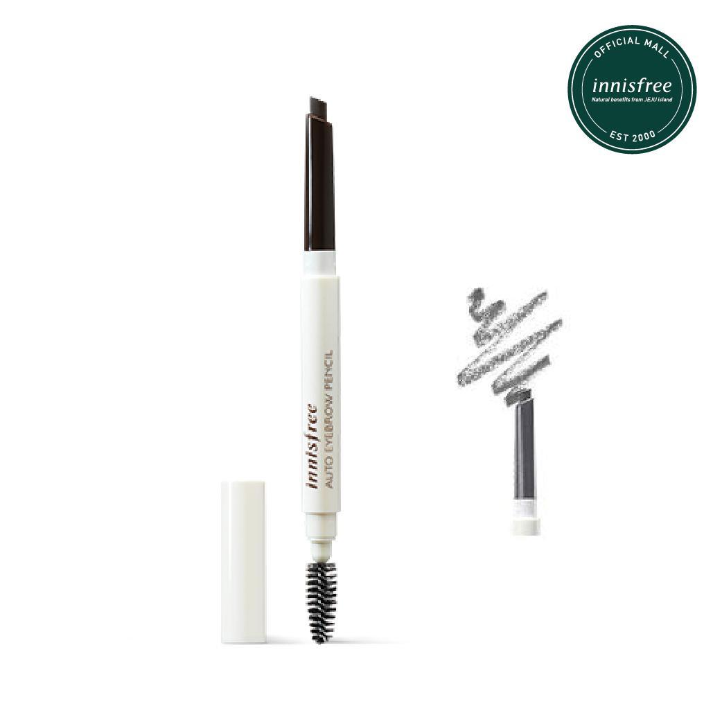 [innisfree] Auto Eyebrow Pencil 0.3G (3 Grey)
