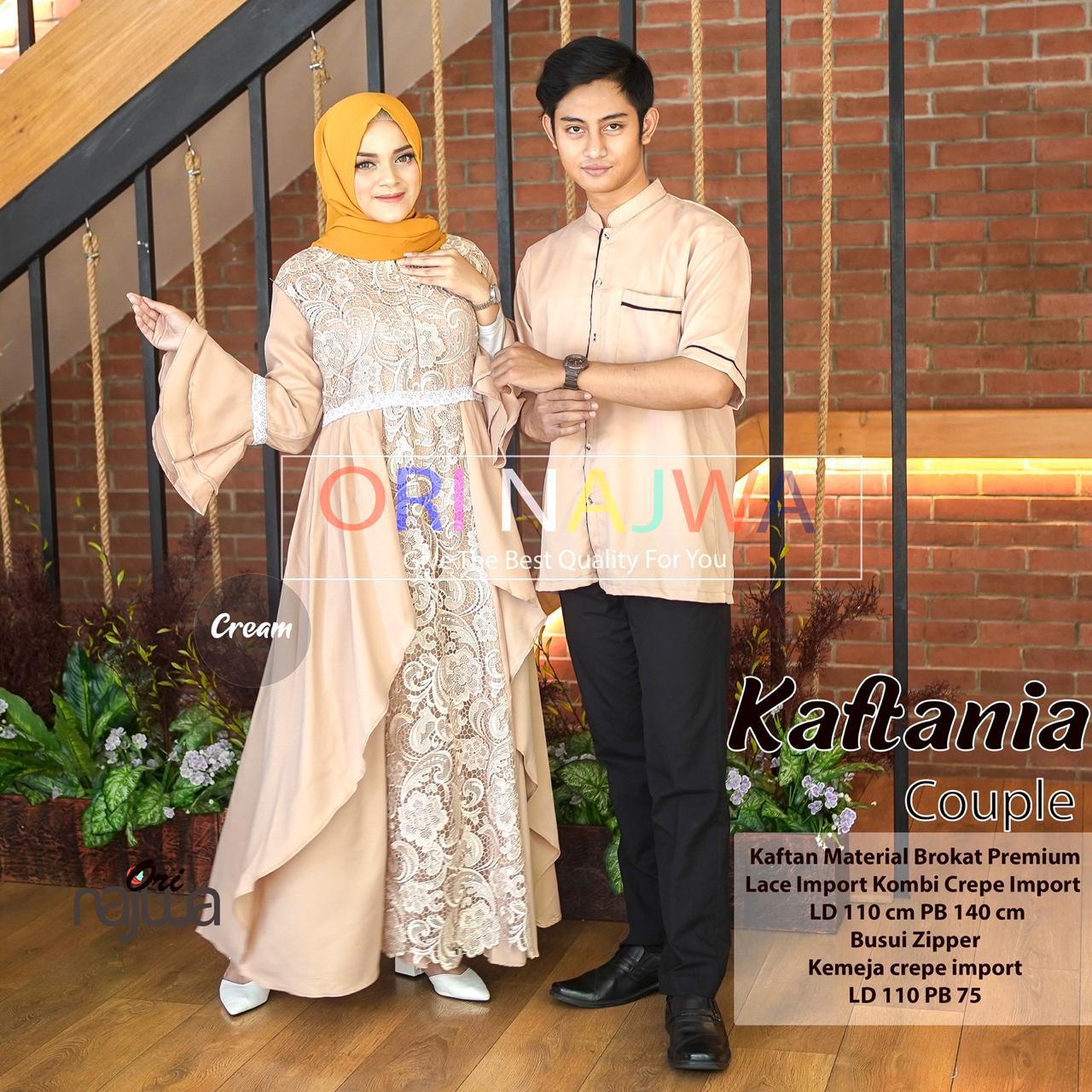 Dress Couple Kaftania Brokat Premium  Model Gamis Terbaru 9 Untuk  RemajaModel Baju dress Panjang EleganDress Baju Muslim Wanita  TerbaruSketsa