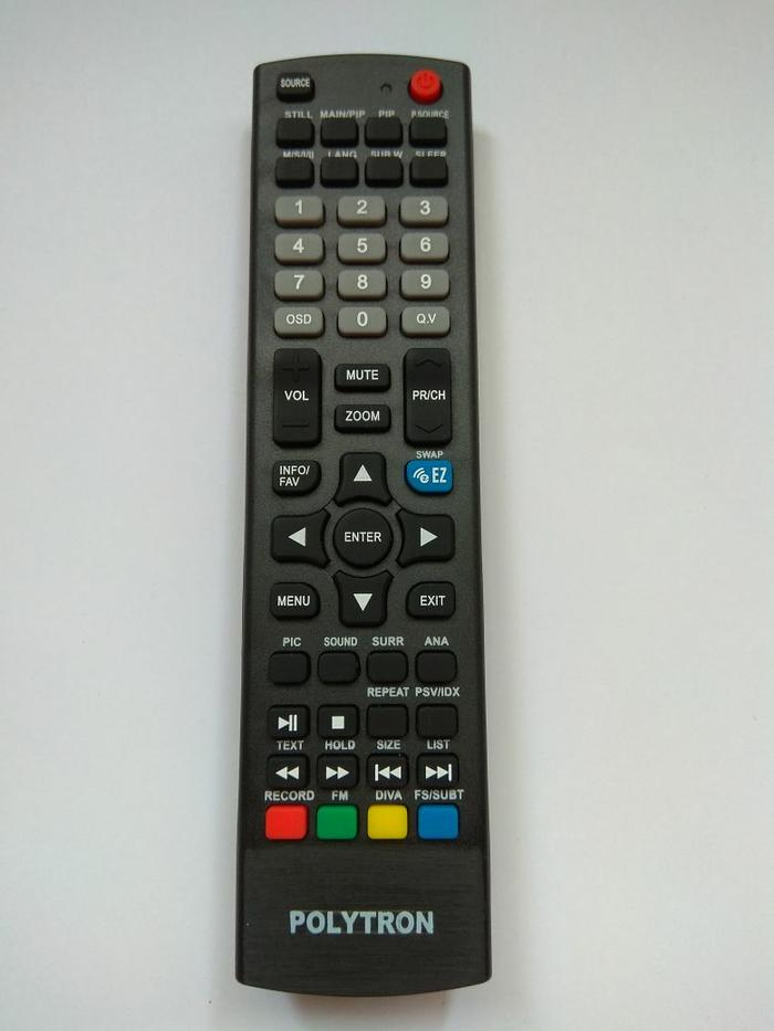 REMOT/REMOTE TV POLYTRON LCD/LED 81I191