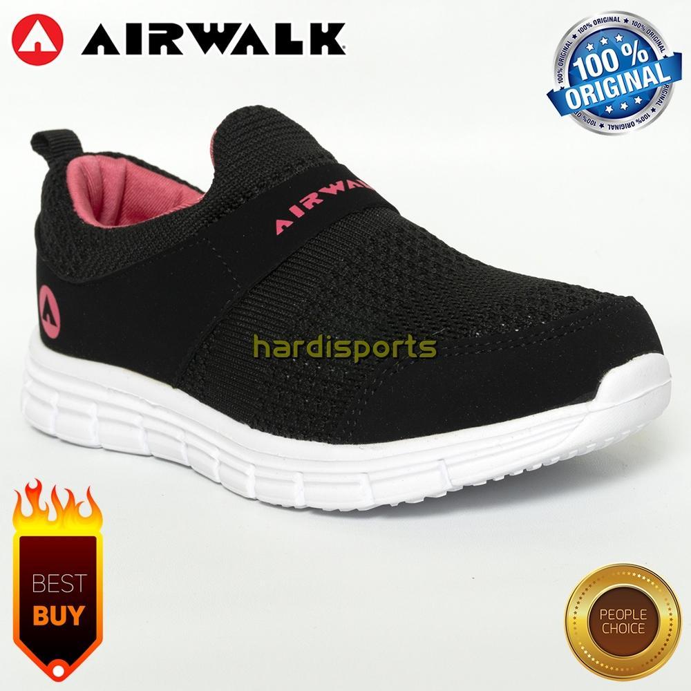 Sepatu Sneaker Anak Airwalk Kimmy JR (Girls) AIW18CX0103F - Fuschia 5e9c47590b
