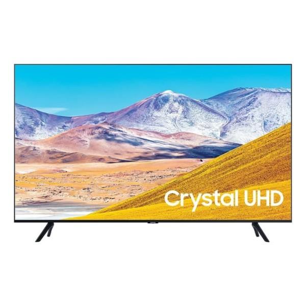 SAMSUNG 55TU8000 Crystal UHD 4K Smart TV 55 Inch New 2020 - Khusus JADETABEK - GRATIS ONGKIR
