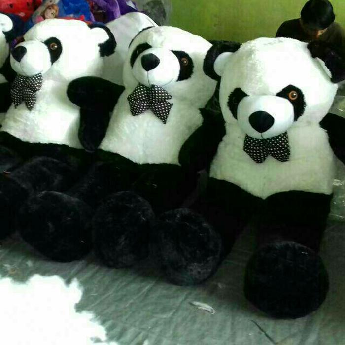 Boneka Panda Jumbo Giant 140cm Termurah - List Harga Terkini dan ... c6c6c8df48