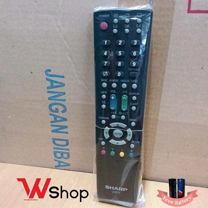 REMOTE/REMOT TV LCD LED SHARP AQUOS ORIGINAL
