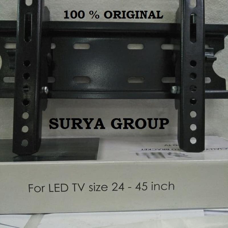 BRACKET SHARP For LED TV Size 24 - 45 Inch Murah & Awet