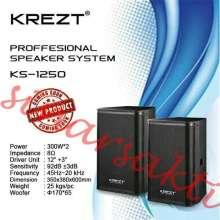 Murah Murah Speaker Pasif Krezt KS 1250 ( 12 inch ) ORIGYNAL