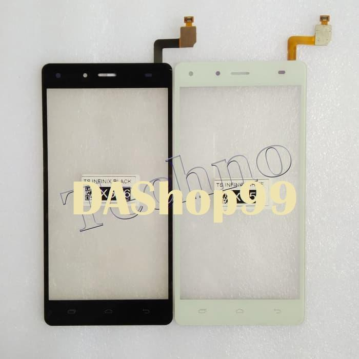TOUCHSCREEN INFINIX HOT 4 X556 BLACK WHITE