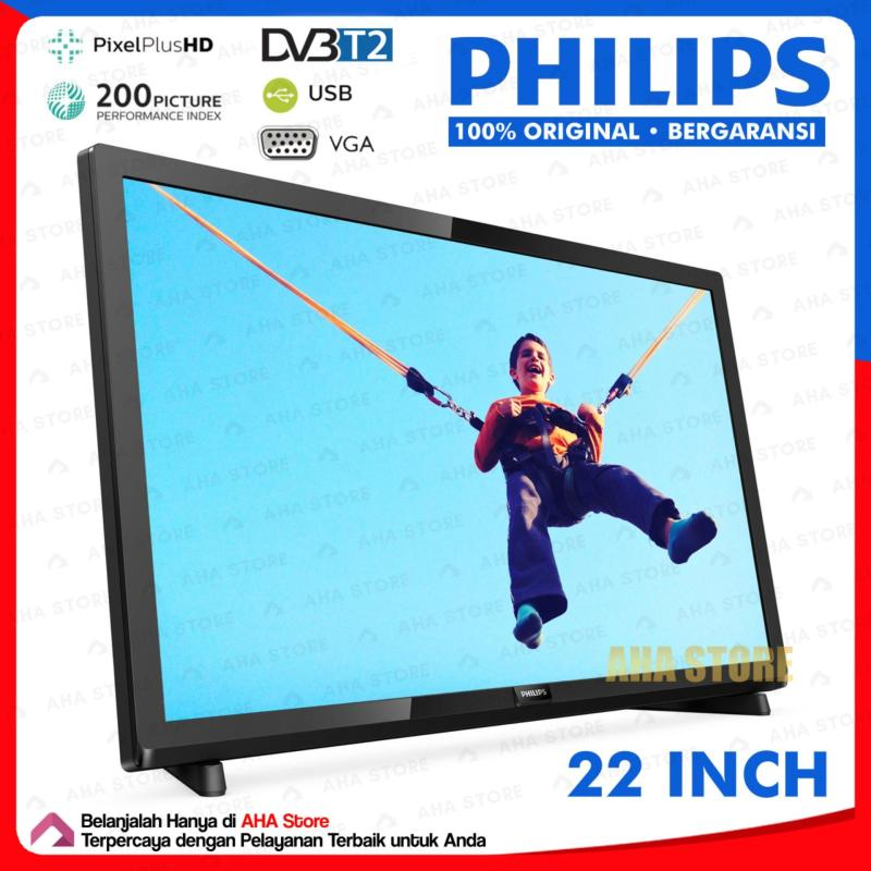 Philips LED Digital TV 22 Inch 22PFT5403S/70