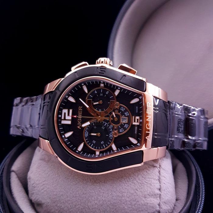 Jam Tangan Pria Merk Aigner Palermo Type A58500 db4887a156