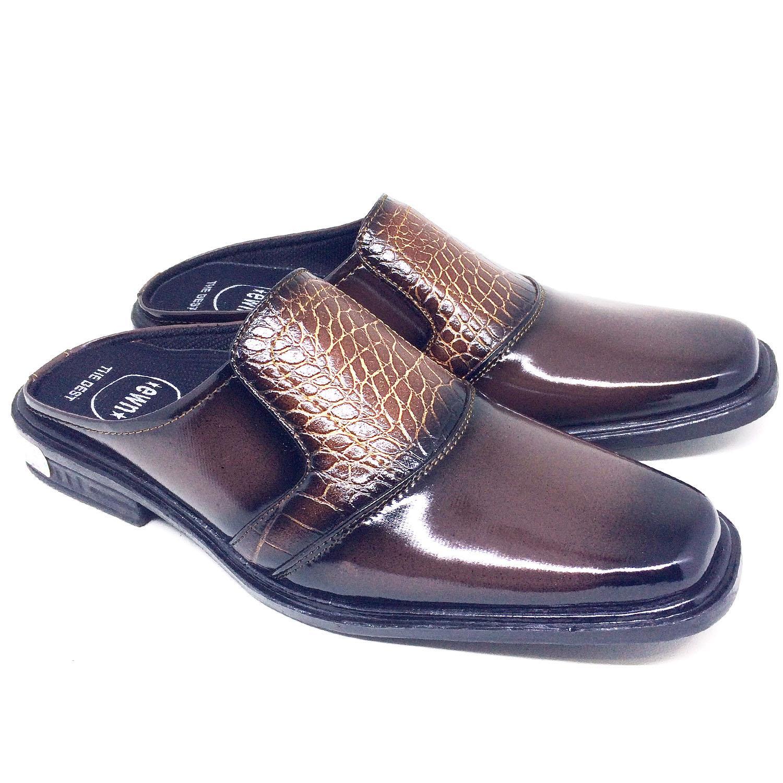 Ewn Sandal Pria / Sandal Kasual / Sandal Santai / Sepatu Sandal Casual Pria / Sandal Selop Pria / Sandal Selop By Ewn Official Store.