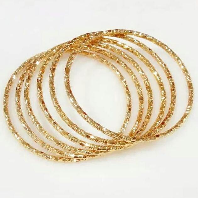 Gelang Kroncong Xuping Perhiasan Wanita-Xuping Gold By Firli Shop.
