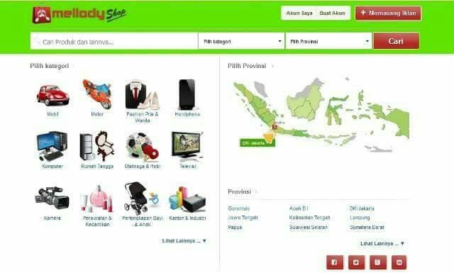 WEBSITE MIRIP OLX RESPONSIVE / BUKU LARIS / BUKU FAVORIT / AlyaSkg Store