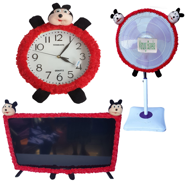 paket home set 3in1 (tv + kipas + jam) 58745cc474