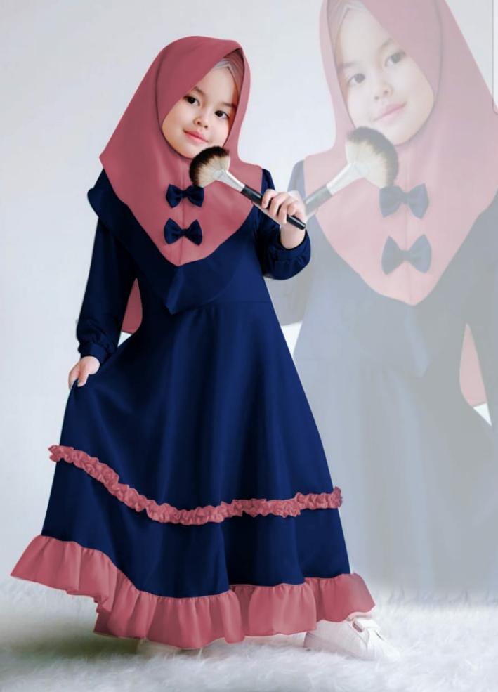 Syar'i Khimar COD Pakaian Wanita Muslim Cewe Kerudung Perempuan Jilbab Gamis Polos Baju Syari Panjang Kerudung Hijab Cadar Terbaru Murah Instan Pasmina Anak Dewasa Kekinian Jakarta Bandung Tunik ABG Lebaran Ramadhan Pesta Seragam Anak Remaja Kaftan