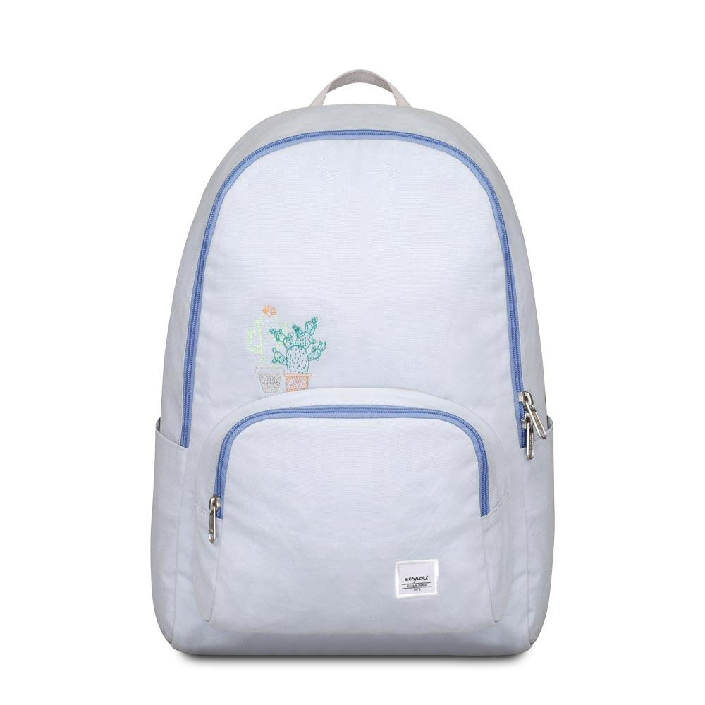 Exsport Avery De Cactus (L) Backpack - Blue cf2cf03c3d