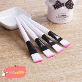 Buy one get one kuas masker putih kuas pink thumbnail